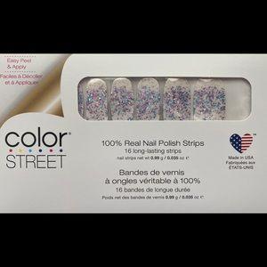 Color Street Less Bitter More Glitter